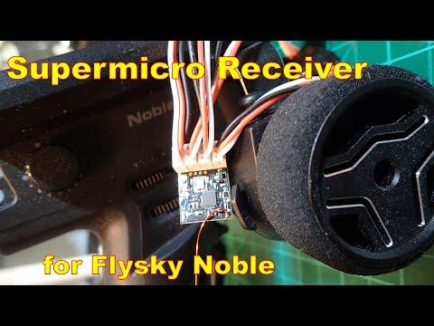 DasMIkro Supermicro receiver for Flysky Noble