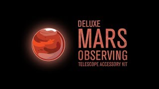 Celestron Deluxe Mars Observing Telescope Accessory Kit - 94314