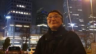 Bezdomna MATKA spod Pałacu Kultury