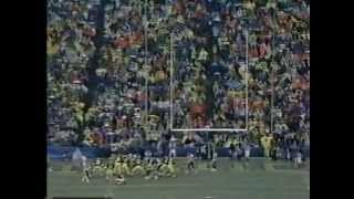 1988 Michigan Replay Michigan vs. Minnesota
