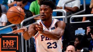 Philadelphia Sixers vs Orlando Magic Full Game Highlights | 11.14.2018, NBA Season
