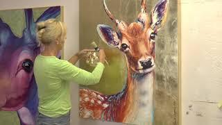 Wildwechsel – Kunst bewegt