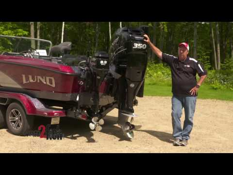 2018 Mercury Marine Six Cylinder 350 hp in Amory, Mississippi - Video 3
