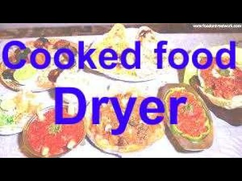 Vegetable Dryer