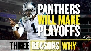 Panthers will make the playoffs - Three Reasons Why thumbnail