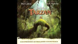 Tarzan - Two Worlds (Finnish Soundtrack)