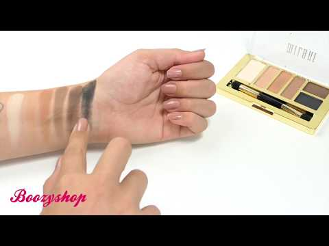 Milani Milani Everyday Eyes 07 Matte Basics