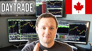 How to Start Day Trading in Canada