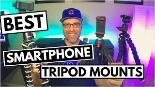 Best Phone Tripod — Best Smartphone Tripod Mount Review