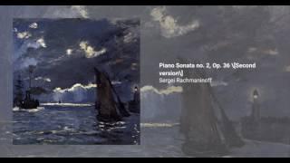 Piano Sonata no. 2, Op. 36
