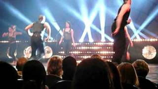 So You Think You Can Dance @Antwerpen, 26/01 - Groepsdans 'Dynamite'