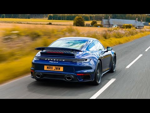 NEW Porsche 911 Turbo S Highland Road Hunting!