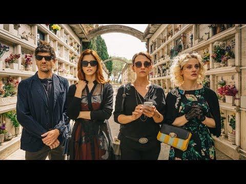 Metti La Nonna In Freezer / Βάλε τη Γιαγιά στο Ψυγείο – Official Trailer 2018 [Greek Subtitles]