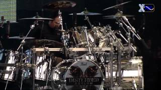 """Disturbed """"another way to die"""" live at download festival 2011."""
