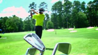 Mizuno MP-64 Irons: R&D Film