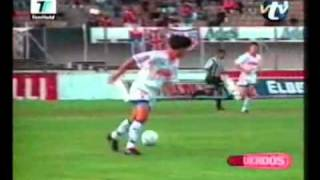 Recoba Best Goal of the world in 1997