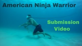 Island Ninja Grant Mccartney American Ninja Warrior 7 Submission Video