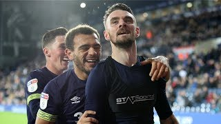 SHORT MATCH HIGHLIGHTS | West Bromwich Albion 1-4 Derby County