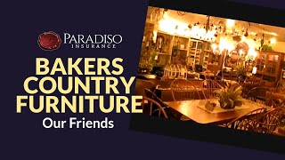 Bakers Country Furniture: Our Friends