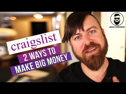 Make $100 Per Day On CRAIGSLIST Without Posting Ads