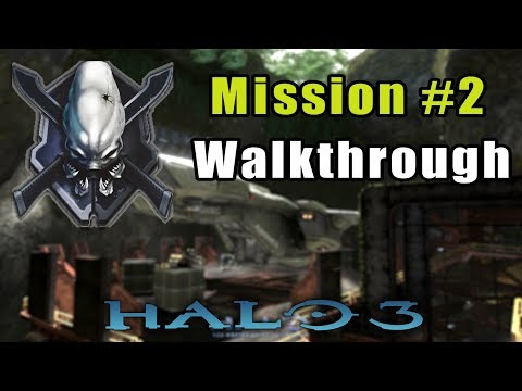 Download Halo 3 Mission 2 Crow 39 S Nest Part 2 Of 2 Video 3GP Mp4