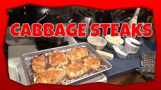 Cabbage Steaks
