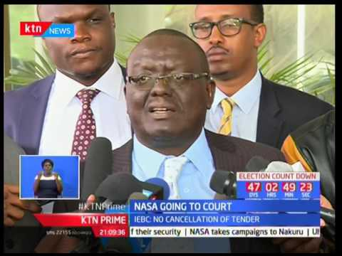 Raila Odinga woos the great rift as President Uhuru Kenyatta lures Central region: KTN Prime pt1