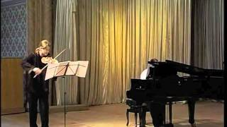 "I.Taranenko ""Music for Frau Miller"", M.Palya, Y.Irshai"