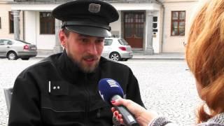 Vojtěch Školudík vynesl osmiletého chlapce z hořícího domu