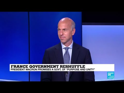 Analysis: Macron promises government of purpose and unity