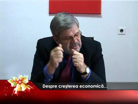 Despre creşterea economică…