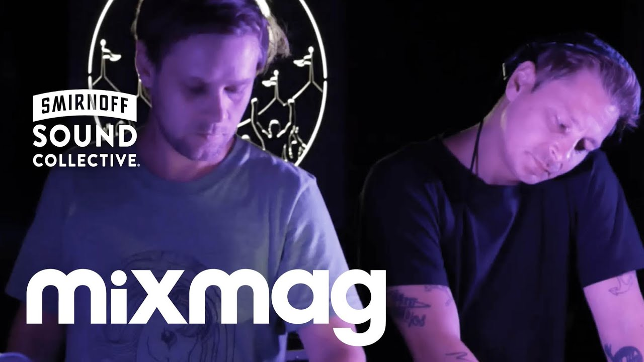 Super Flu - Live @ Mixmag Lab 2015