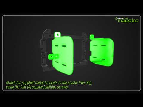 Video tutorial showing how to complete the  installation of the DUR1 and Maestro module.