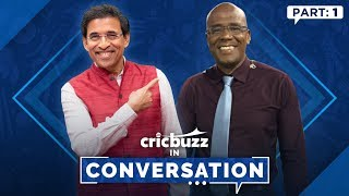 Cricbuzz In Conversation with Ian Bishop: Part 1