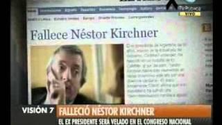 La Muerte De Nestor Kirchner 2