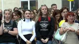 Губернатор края вручил студенческие билеты первокурсникам ТОГУ
