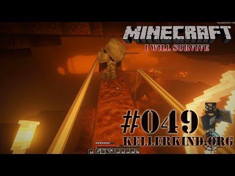Wer im Glashaus sitzt ★ #049 ★ EmKa plays Minecraft: I will survive [HD|60FPS]