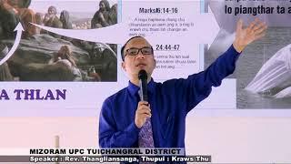Rev Thangliansanga -  Kraws Thu