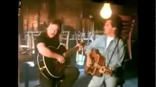 The Whiskey Ain't Workin - Travis Tritt and Marty Stuart   1991