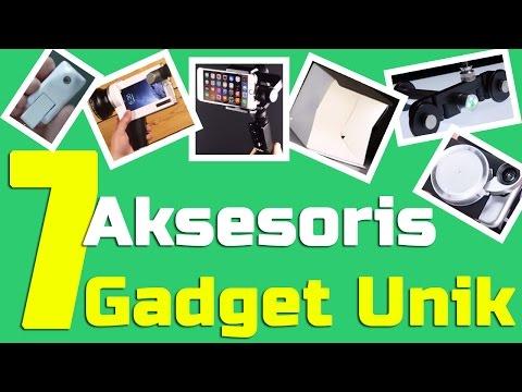 Video 7 Aksesoris Gadget yang harus dimiliki (tekNow)