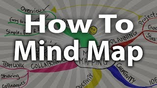 How To Mind Map A Personal Development Or Business Book