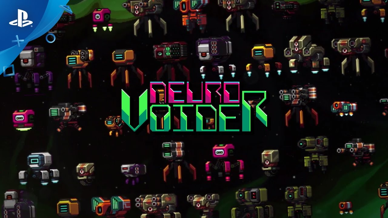 RPG Shooter NeuroVoider Out March 14 on PS4