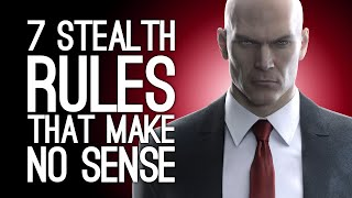 7 Rules of Stealth Games That Make No Sense