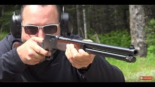 Henry Big Boy Steel .44 Magnum Lever Action Rifle Review
