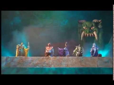 《玉筆鈴聲之 魔鬼空門-魔幻3D版》
