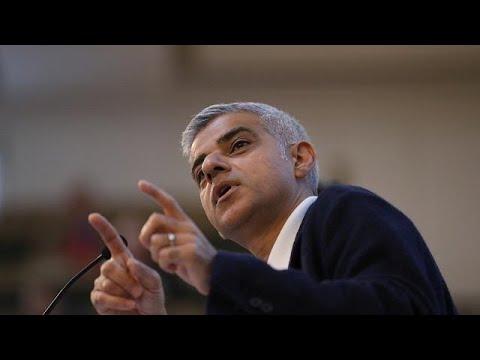 Επεισοδιακή ομιλία του Δημάρχου του Λονδίνου