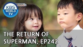 The Return Of Superman | 슈퍼맨이 돌아왔다 - Ep.242: The Time We Walk Together [ENG/IND/2018.09.16]