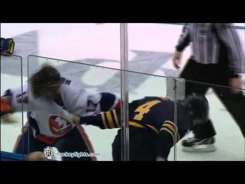 Joe Finley vs Matt Martin