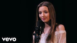 AniKa Dąbrowska   Małe Skrzydła (Acoustic  Lyric Video)