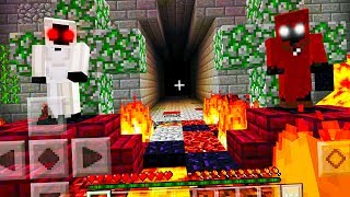 Do NOT Spawn ENTITY 303 And ENTITY 404 In Minecraft Pocket Edition
